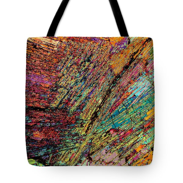 Saint Anthony's Fire Tote Bag