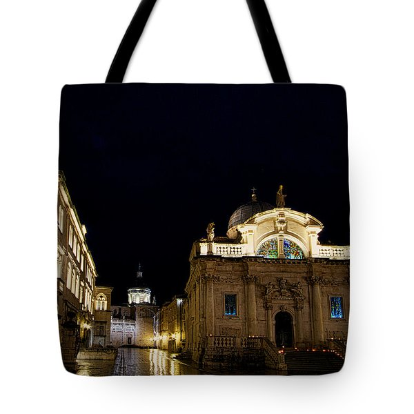 Saint Blaise Church - Dubrovnik Tote Bag