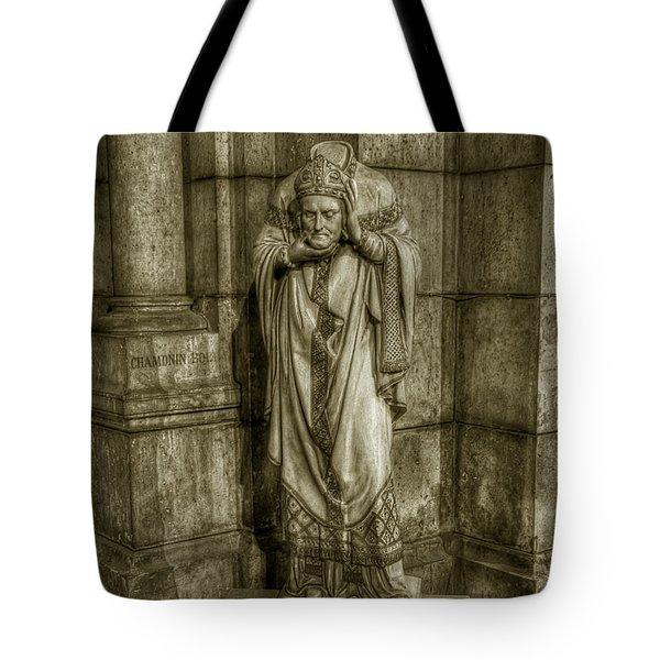Saint Denis Tote Bag