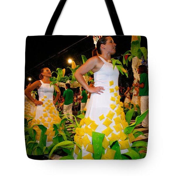 Saint John Festival Tote Bag by Gaspar Avila