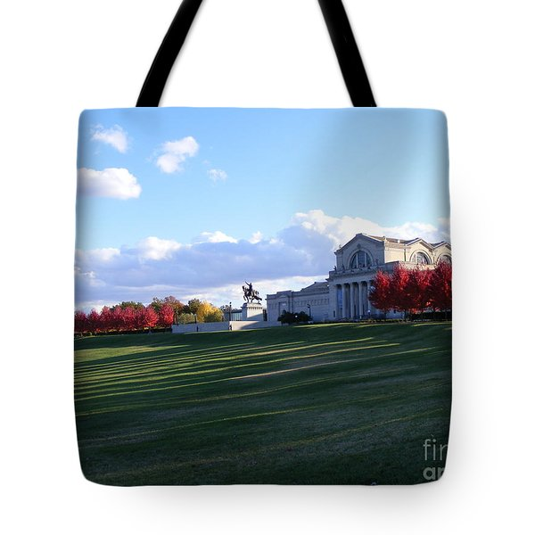 Saint Louis Art Museum Tote Bag