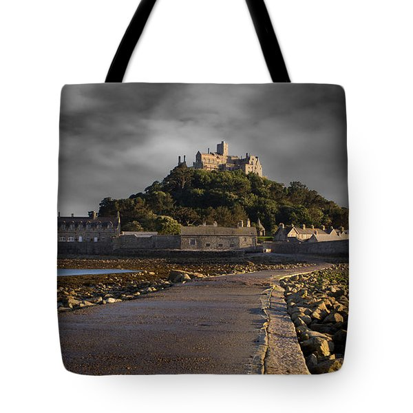 Saint Michael's Mount Tote Bag