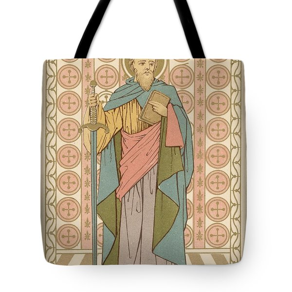 Saint Paul Tote Bag by English School