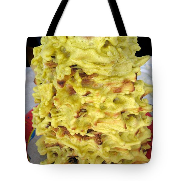 Sakotis. Lithuanian Tree Cake. Tote Bag