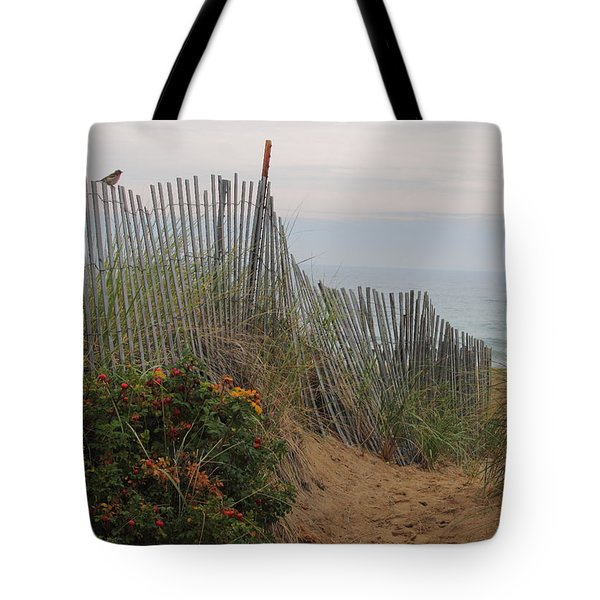 Salisbury Beach Tote Bag