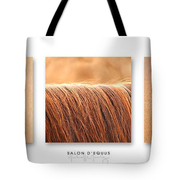 Salon D'equus Light Tote Bag