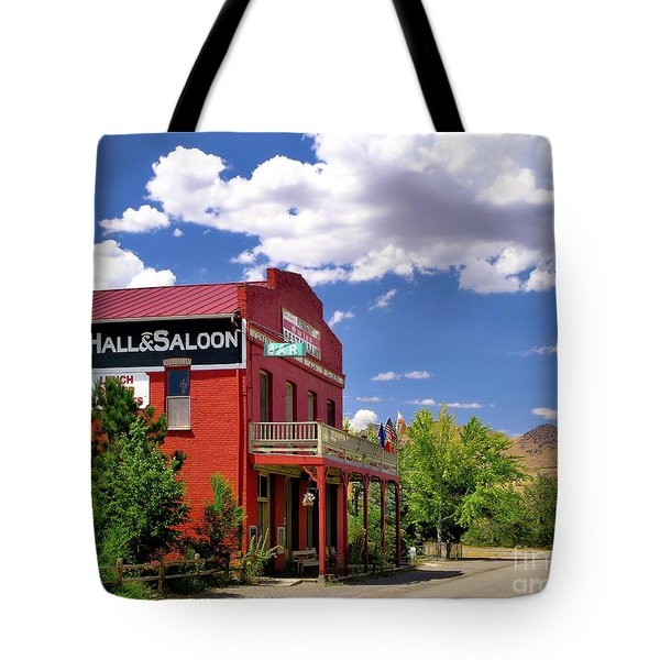 Saloon - Dayton - Nevada Tote Bag
