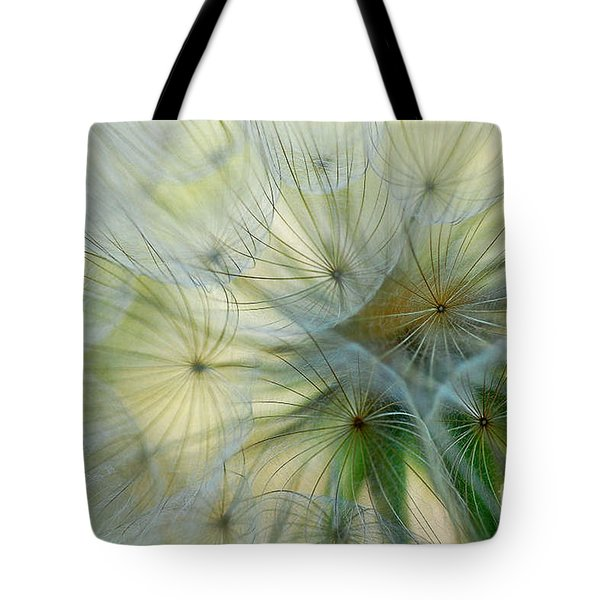 Tote Bag featuring the photograph Salsifis D'orient by Elaine Manley