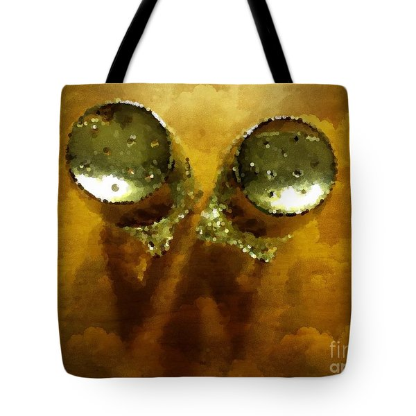 Salt And Pepper Tote Bag by Mary Machare