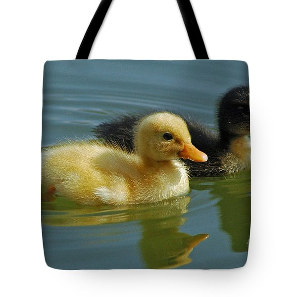 Tote Bag featuring the photograph Salt And Pepper by Olivia Hardwicke