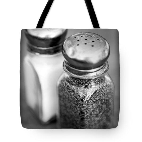 Salt And Pepper Shaker Tote Bag