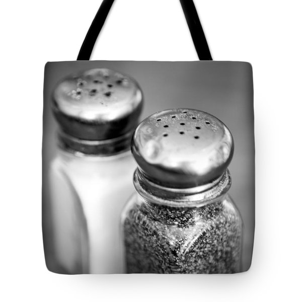 Salt And Pepper Shaker Tote Bag