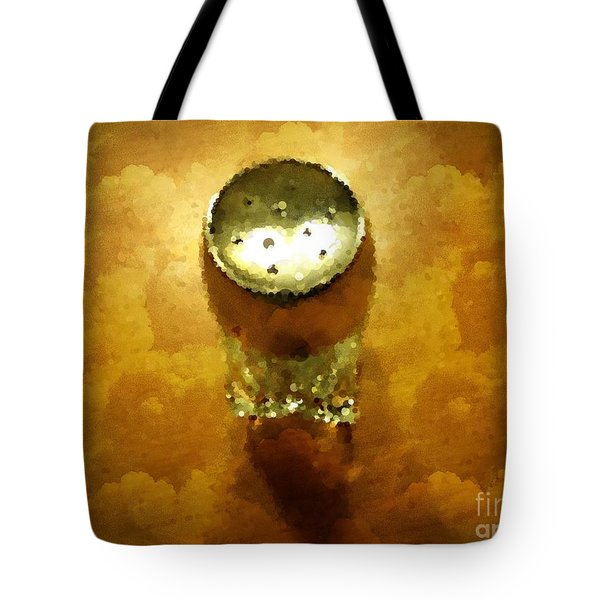 Salt Of The Earth Tote Bag by Mary Machare