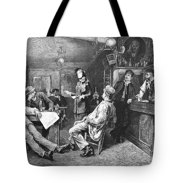 Salvation Army, 1887 Tote Bag by Granger