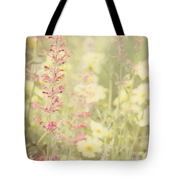 Salvia Flower 2 Tote Bag