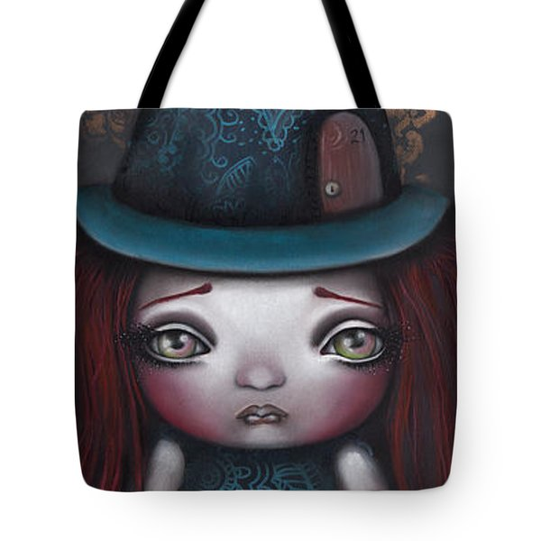 Samantha Tote Bag by Abril Andrade Griffith
