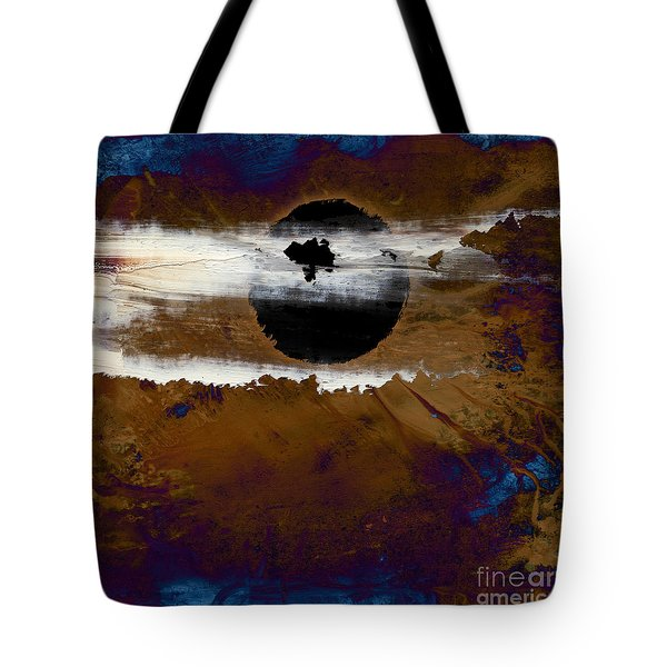 Samhain I. Winter Approaching Tote Bag by Paul Davenport