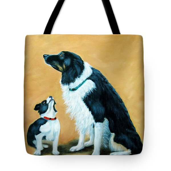 Sammy And Breagh Tote Bag