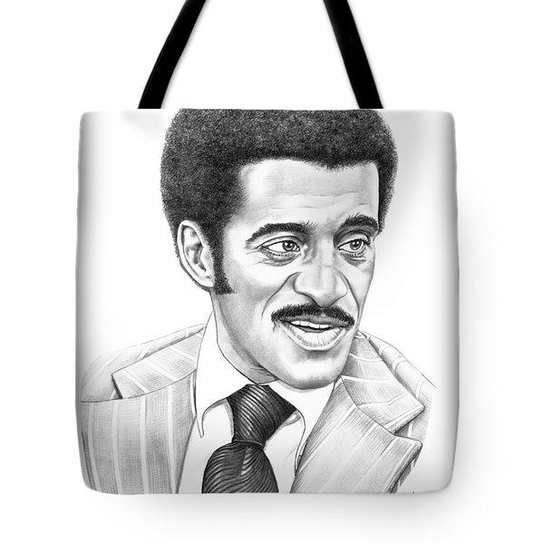 Sammy Davis Jr Tote Bag by Murphy Elliott