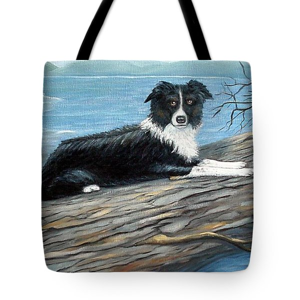 Sammy Mcdonald Tote Bag