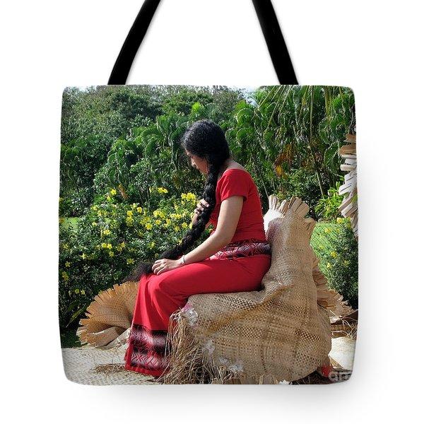 Samoa's Beauty Tote Bag
