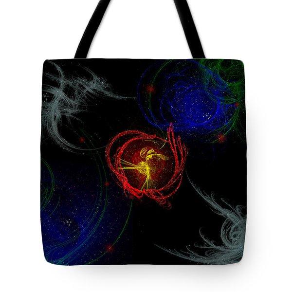 Samuels Energy Tote Bag