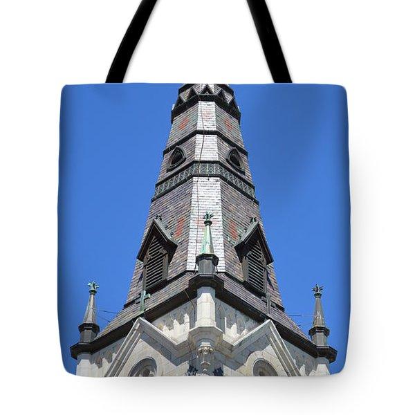 San Antonio Chuch 01 Tote Bag