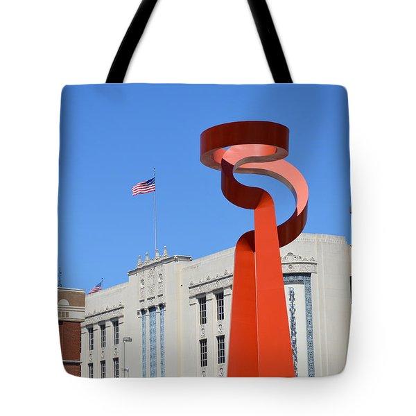 San Antonio Tx Tote Bag by Shawn Marlow