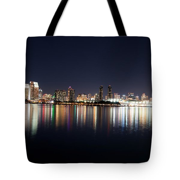 San Diego Ca Tote Bag by Gandz Photography