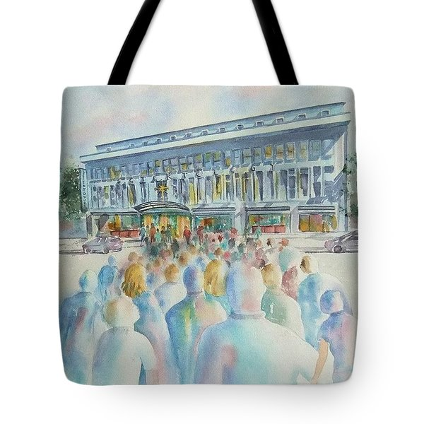 San Diego Ideal Org Tote Bag
