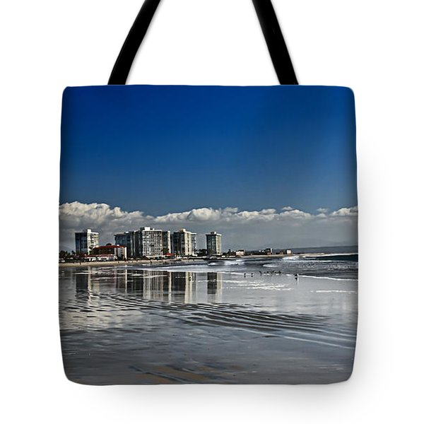 San Diego Tote Bag by Robert Bales