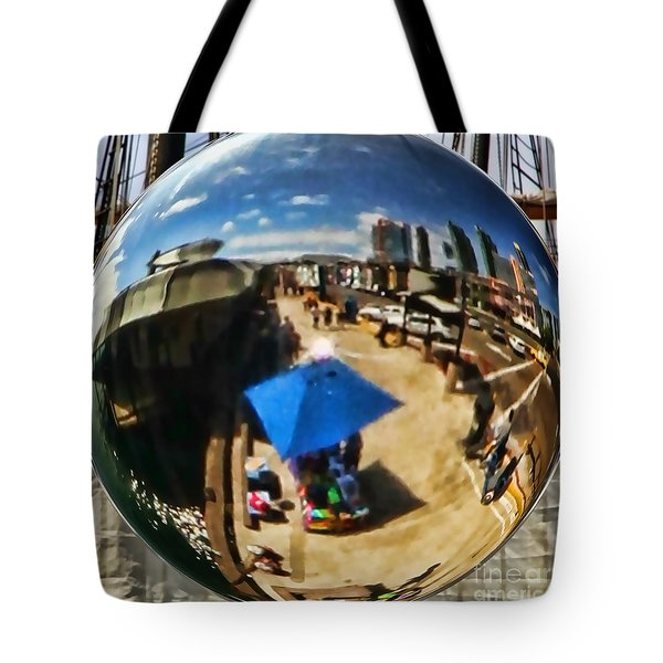 San Diego Round Up By Diana Sainz Tote Bag