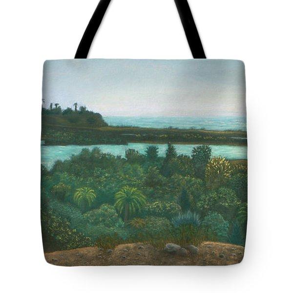 San Elijo Lagoon Tote Bag
