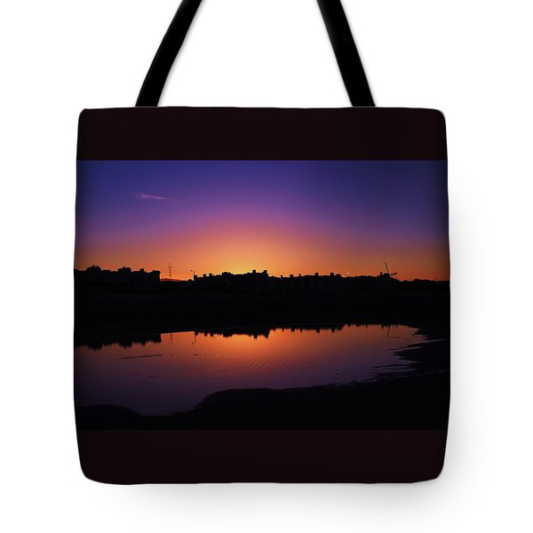 Tote Bag featuring the photograph San Francisco Daze by Sean Sarsfield