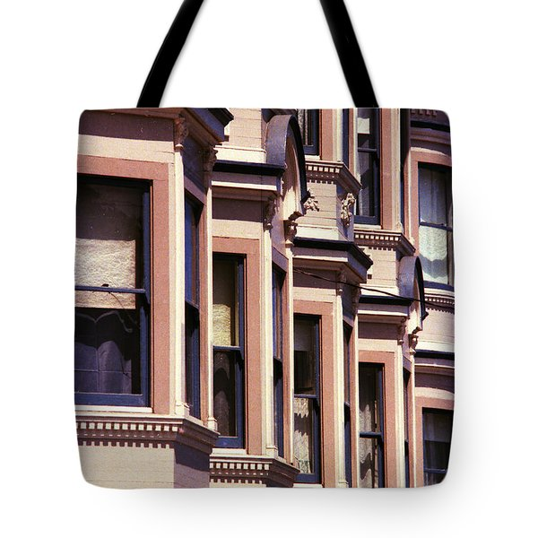 Tote Bag featuring the photograph San Francisco Sunshine  by Ira Shander