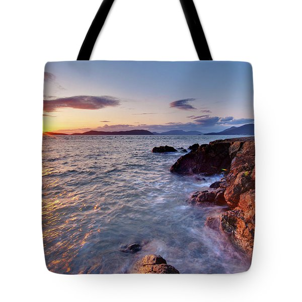 San Juans Serenity Tote Bag by Mike Reid