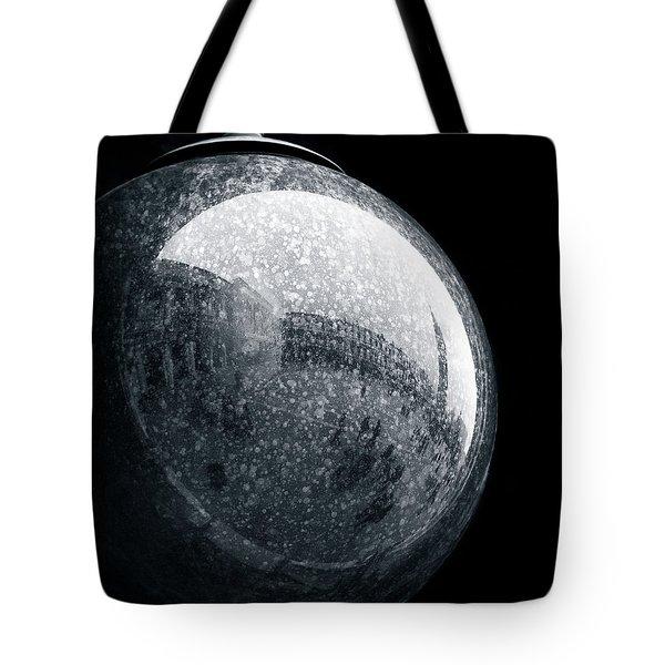 San Marco Orb Tote Bag by Dave Bowman
