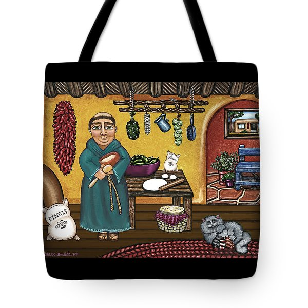San Pascuals Kitchen Tote Bag