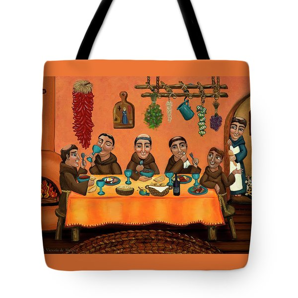 San Pascuals Table Tote Bag