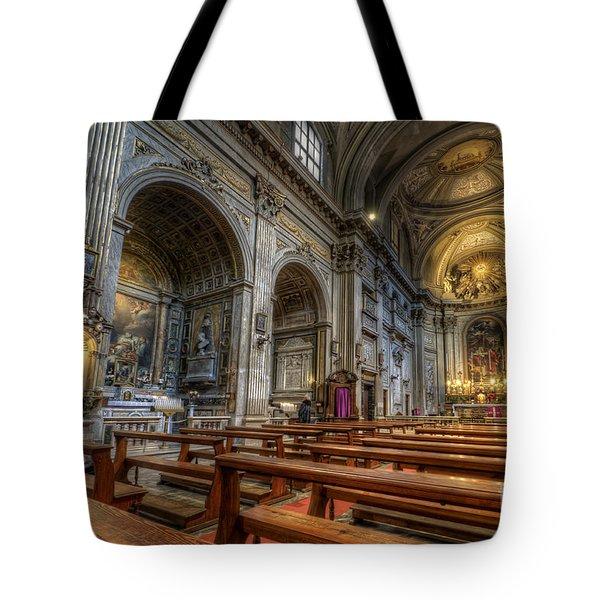 San Vincenzo Trevi 2.0 Tote Bag by Yhun Suarez