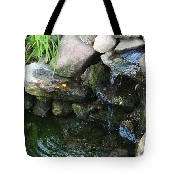 Sanctuary Tote Bag by Debbie Finley
