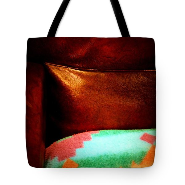 Sanctuary Tote Bag by Newel Hunter