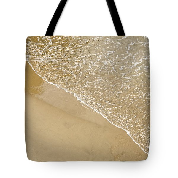 Sand Beach Tote Bag