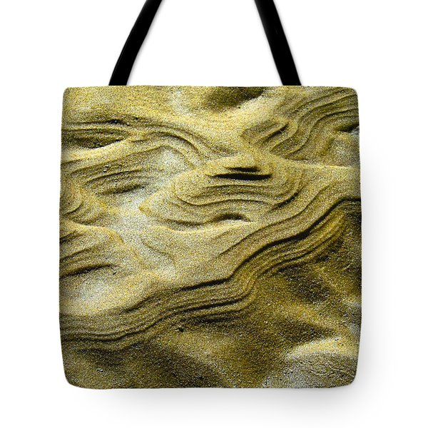 Sand Drift Tote Bag