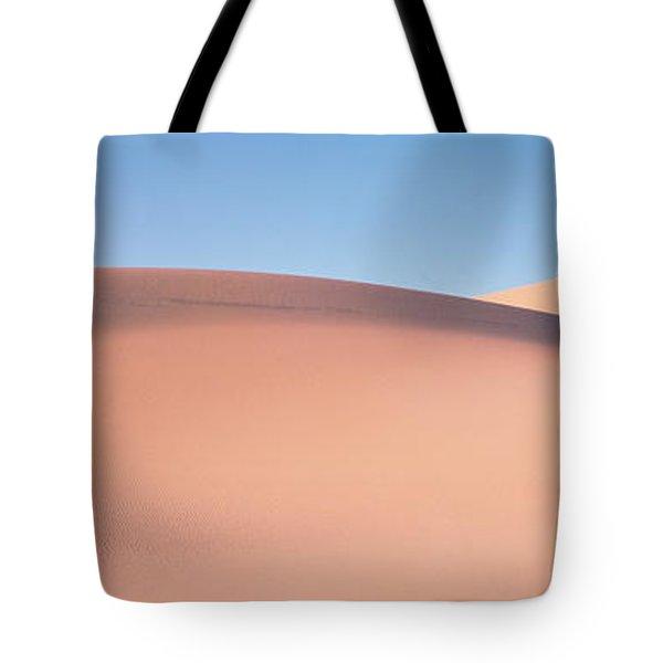 Sand Dunes Death Valley Nv Usa Tote Bag