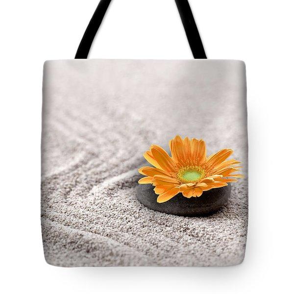 Sand Garden Tote Bag