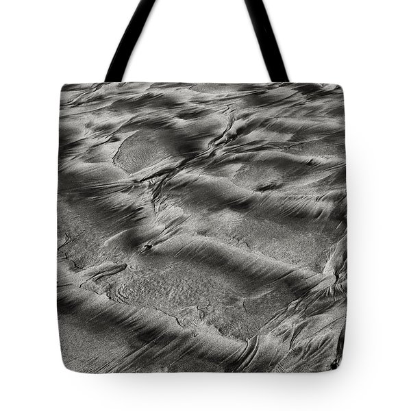 Sand Patterns 1 Tote Bag