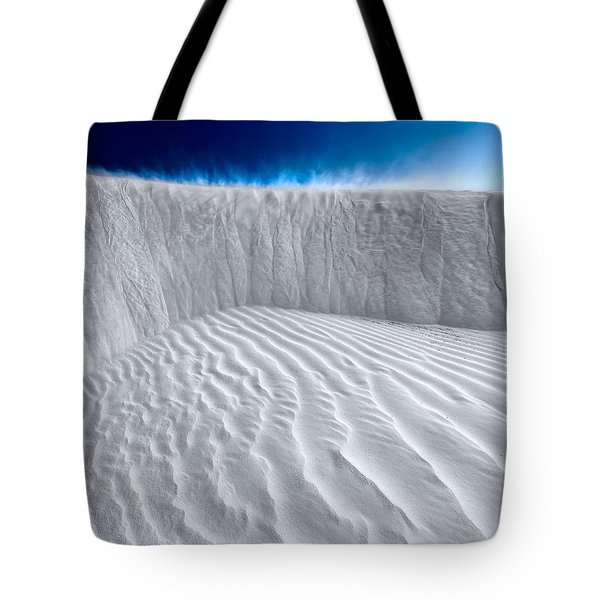 Sand Storm Brewing Tote Bag