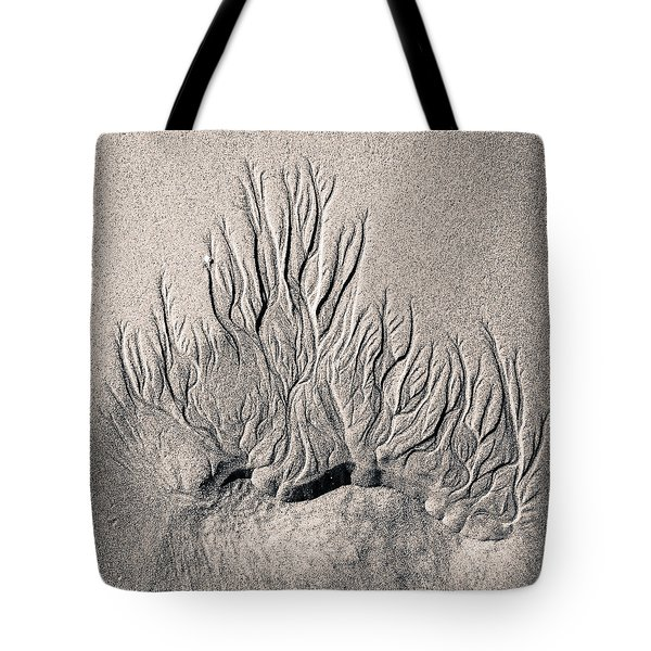 Sand Trails Tote Bag