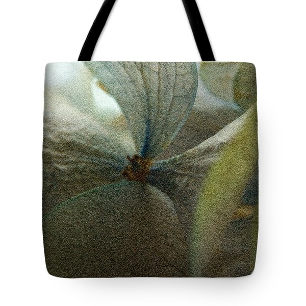 Tote Bag featuring the photograph Sandflower by WB Johnston